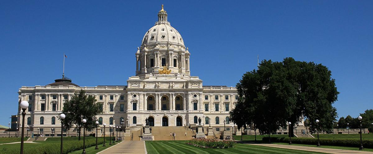 The Minnesota State Capitol Building