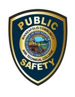 Public Safety at Minneapolis College Shield