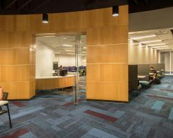 Study Nooks in the Academic Success Center