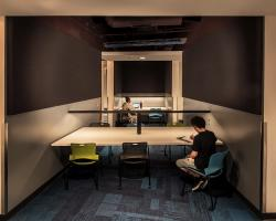 More Study Nooks in the Academic Success Center