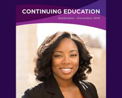 Fall 2018 Course Catalog for Continuing Education at Minneapolis College