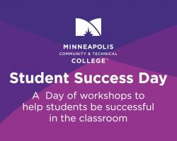 Student Success Day at Minneapolis College