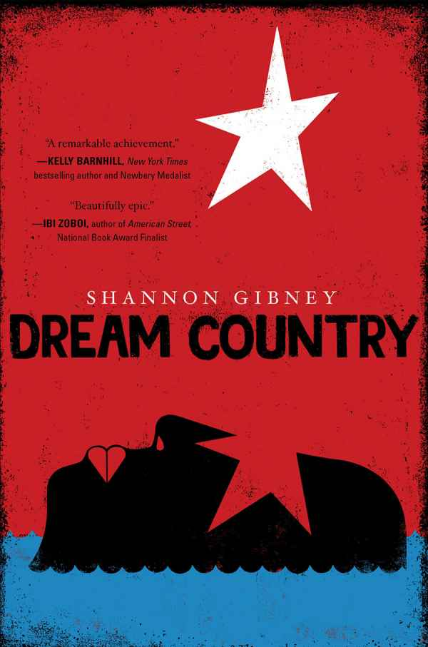 Dream Country Book Cover