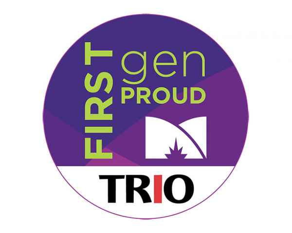 First-Generation Proud TRIO logo